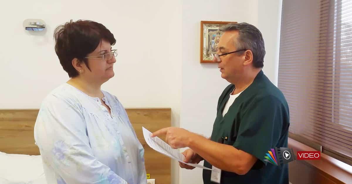 Prima operație complet gratuită din cadrul campaniei sociale Royal Hospital